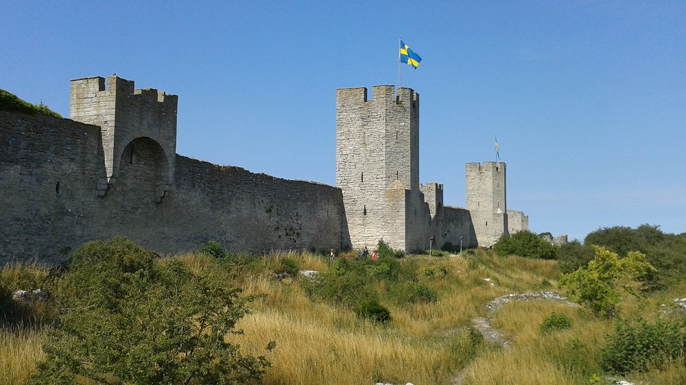 Visby City Wall, Gotland Sweden