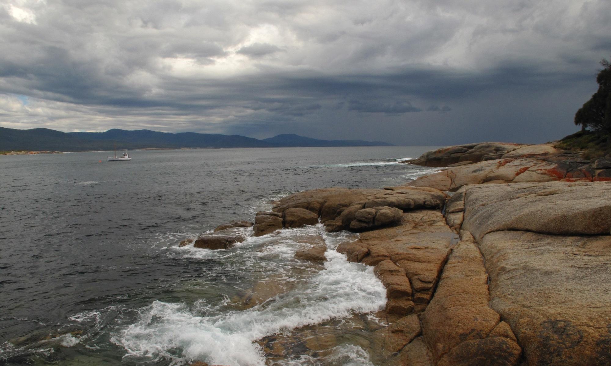 Tasmania Coast, Australia